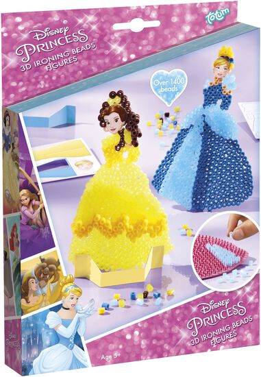 Ironing Beads 3d Princess ToTum