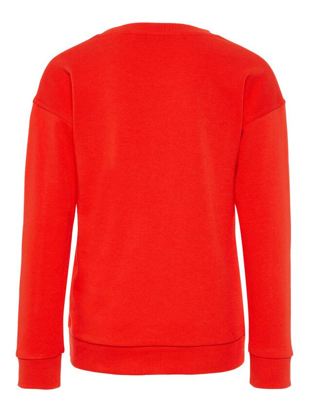 Name it Sweatshirt omkeerbare pailletten