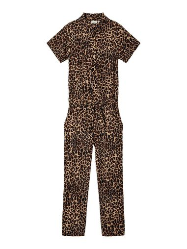 Name it Jumpsuit panterprint