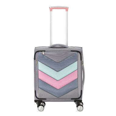 Titan Spotlight Soft 4 Wiel Trolley S grey sorbet
