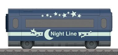 Marklin Personenwagon Night Line