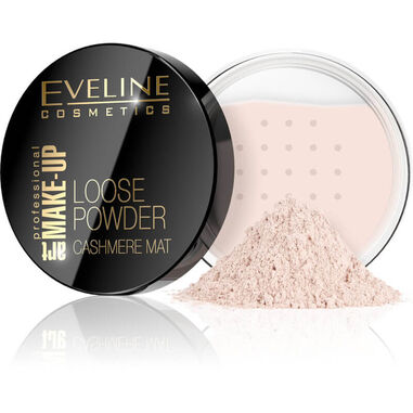 Eveline Cosmetics Art Professional Make-up Loose Powder 02 Beige