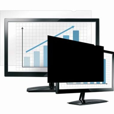 """Fellowes Privacy Filter 23"""" widescreen"""