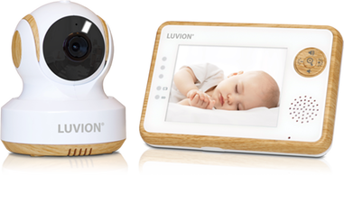 Luvion Babyfoon met Camera Essential Limited Edition