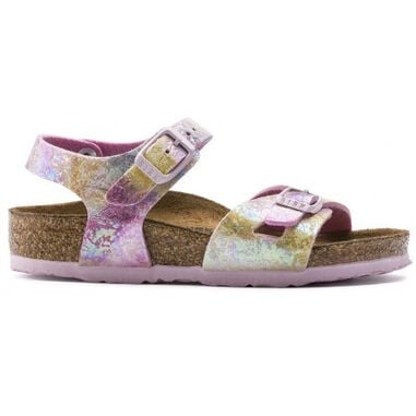 Birkenstock Sandaal kids rio water color narrow