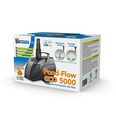 Superfish pond flow eco 5000