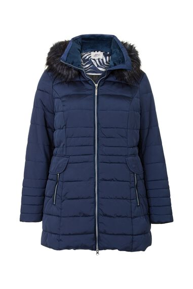 Miss Etam Dames Etam Plus - Jas uni SIMONE PADDED JACKET