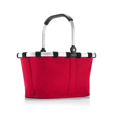 Reisenthel Carrybag Boodschappenmand -Maat XS - Polyester - 5L - Rood
