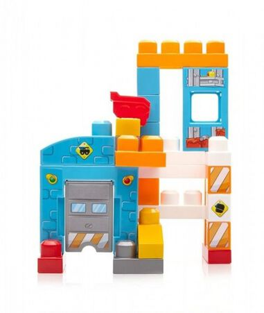 Fisher-Price Mega Bloks First Builders werkplaats 29-delig
