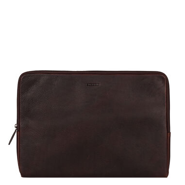 Burkely Antique Avery Laptopsleeve 15.6'' brown