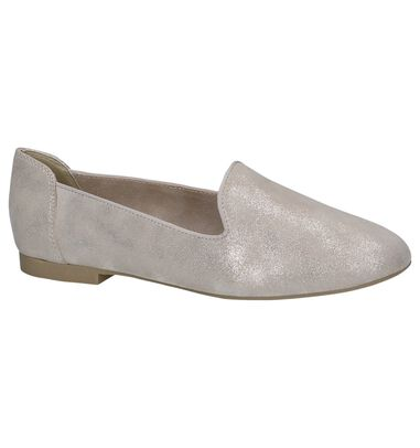 Beige Loafers Marco Tozzi