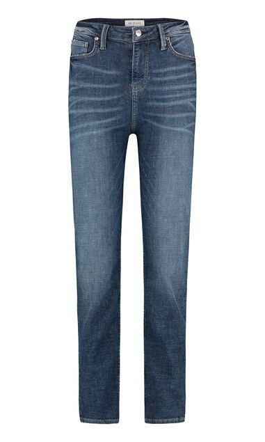 BF Jeans- dames Loose Straight fit 7/8, blauw