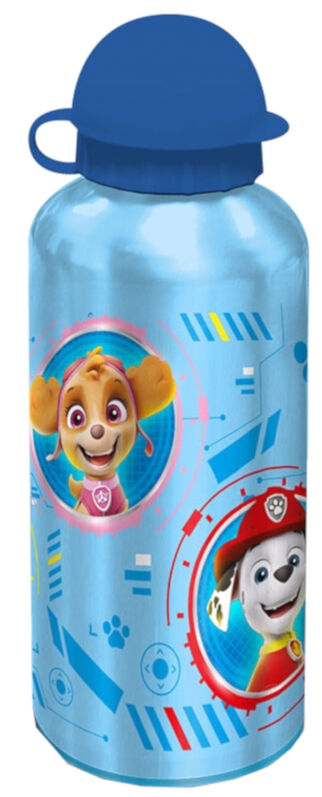 Nickelodeon drinkbeker Paw Patrol junior 500 ml aluminium blauw
