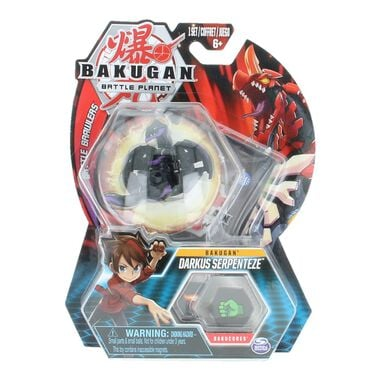 Bakugan Basic Booster - Darkus Serpenteze