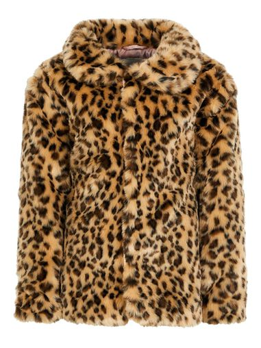 Name it Jas Faux fur panter