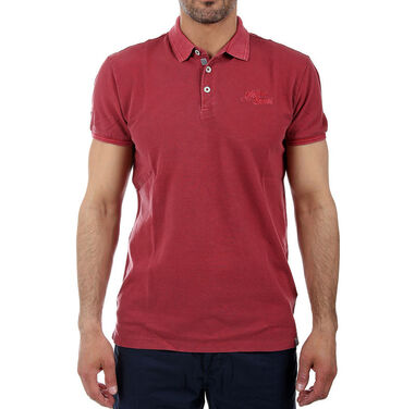 No Excess 80350380 polo 095 cherry no-excess