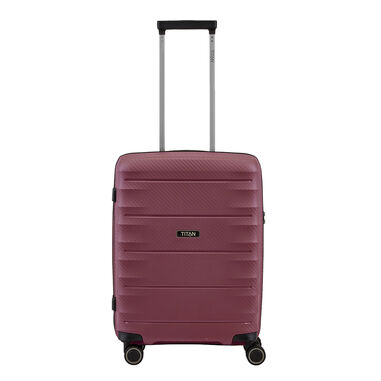 Titan Highlight 4 Wiel Trolley S merlot