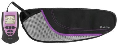 Bodi-tek - AB toning, exercising & firming belt, purple