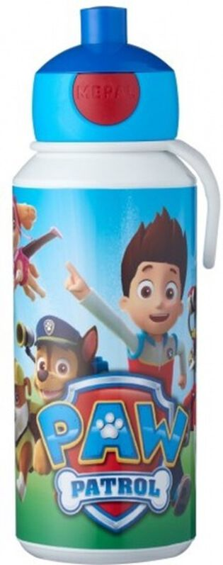 Rosti Mepal pop-up beker PAW Patrol 400 ml blauw
