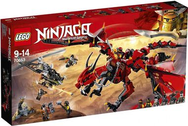 Ninjago: Firstbourne (70653)