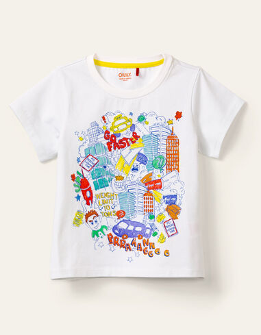 Oilily Tak t-shirt