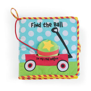 Manhattan Toy activiteitenboek Find the Ball 17,8 cm (en)