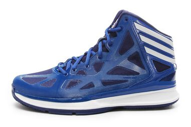Crazy Shadow 2 Heren Basketbalschoenen Blauw MT 53 1/3