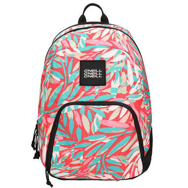 O'Neill Wedge Backpack red aop w/blue