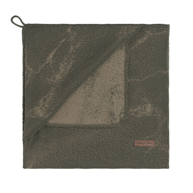 Baby's Only Omslagdoek Marble - Khaki Olive