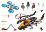 Playmobil 70023 Galaxy Piratenhelikopter