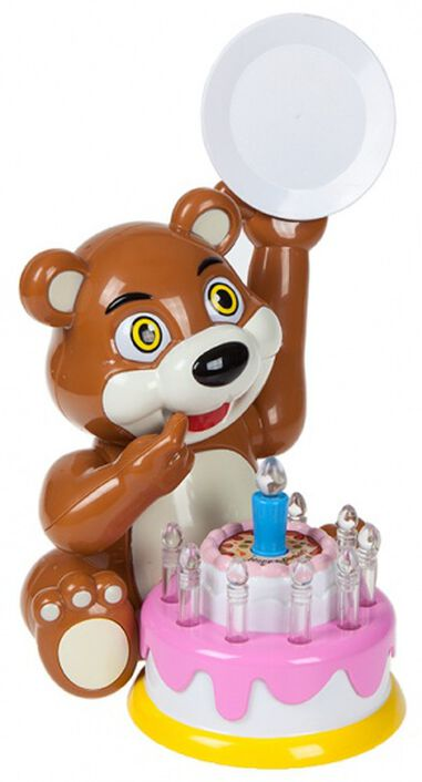 PMS kinderspel Party Bear