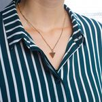 Guess stalen goldplated ketting L.A. GUESSERS
