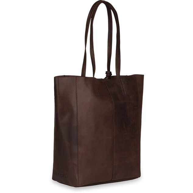 Burkely Vintage Lisa Shopper Brown