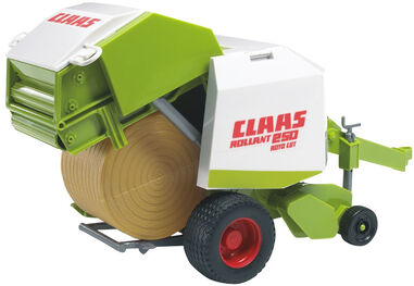 Bruder Claas Rollant 250 Ronde Balenpers 02121