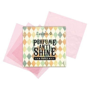 """Lovely Oil Absorbing Sheets """"Anti Shine"""""""