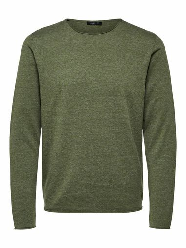 Selected Homme Sweater Crew-neck -