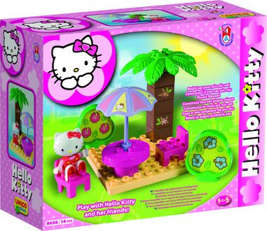 Androni Hello Kitty picknickset 14-delig
