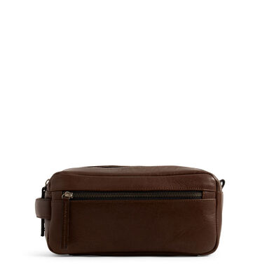 Still Nordic Clean Toiletry Bag 2 Rooms Brown