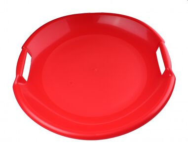 Free and Easy glijschotel slee 50 cm rood