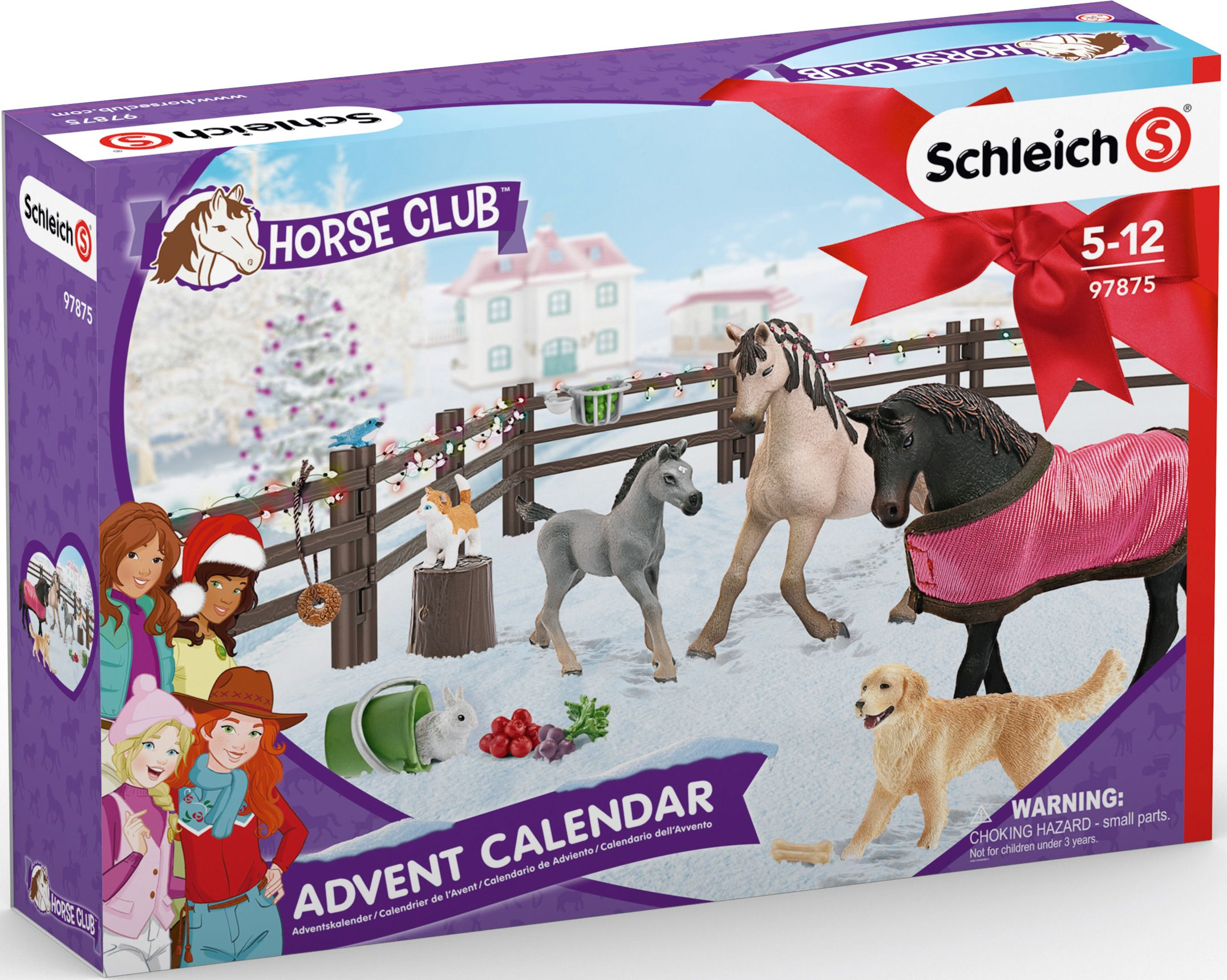 Adventskalender Horse Club Schleich 2019
